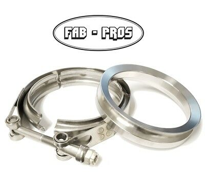 S300 Marmon x 3.5 Tube Billet Mild steel Turbo exhaust flange 100/% MADE IN USA!