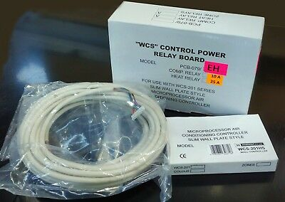 Hanwest Reverse Cycle System Air Water Cooled Relay Board Wcs-201Hs/pcb079Hp1010