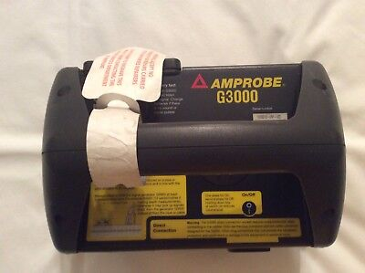 Amprobe G3000 Cable and Pipe Locator-New Old Stock