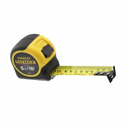 STANLEY FATMAX Classic Tape with Blade Armor, 5m/16ft 5 m/16 ft