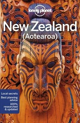 Lonely Planet New Zealand (Aotearoa), Paperback by Rawlings-Way, Charles; Atk...