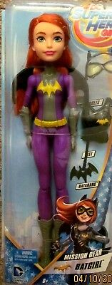 "DC Super Hero Girls 12""  Batgirl Doll with Mission Gear"