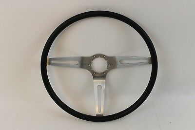 1969-75 Corvette steering wheel Original Comfort Grip black GM needs work