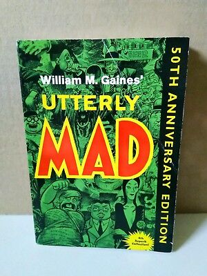 Utterly MAD (US-Version, 50th Anniversary Edition)