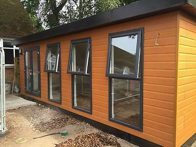 25ft x 12ft  portable cabin, portable building, garden office, portable office
