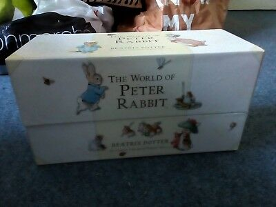 The World of Peter Rabbit - The Complete Collection of Original Tales 1-23 by...