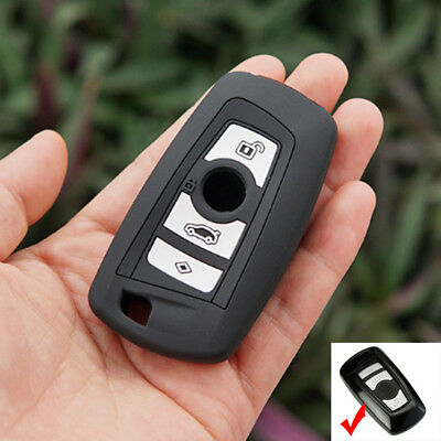 Silicone key cover case For BMW 1 2 3 5 7 Series F10 F20 F30 335 328 535 650
