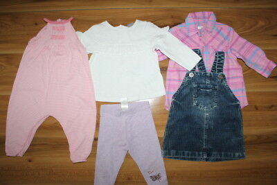 NEXT girls autumn winter bundle 6-9 months *I'll combine postage* (26)