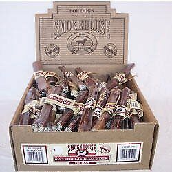 SmokeHouse Bully Sticks Natural Dog Chew Treats