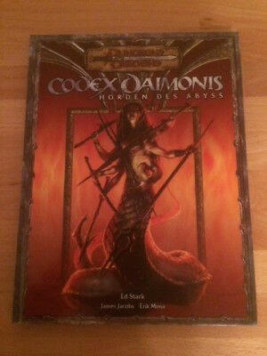 Dungeons & Dragons v.3.5: Codex Daimonis - Horden des Abyss