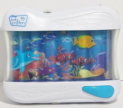 Baby Einstein NEPTUNE Ocean Sea Dreams Lullaby Soother Music Toy NO Remote EUC