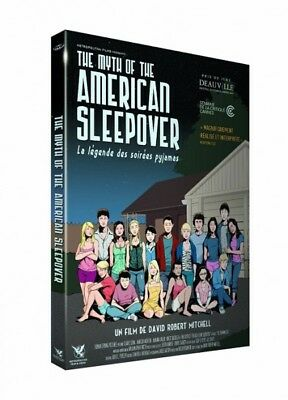 Myth of the american sleepover DVD NEUF SOUS BLISTER