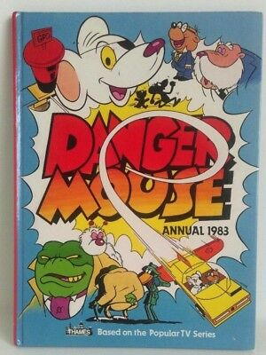 Danger Mouse Annual 1983