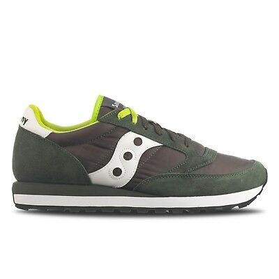 SAUCONY - Jazz Originals (Dark Green)