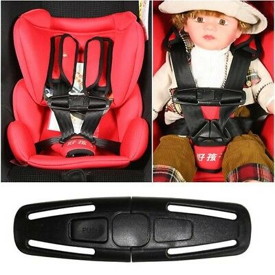 For Children Baby Kid Car Safety Seat Strap Belt Harness Chest Clip Safe Buckle