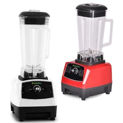 Grade Blender 2200W Heavy Duty Commercial Mixer Juicer High Power Smoothie Bar