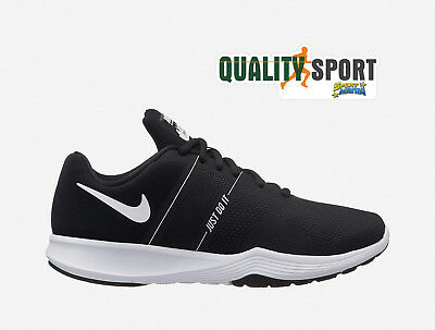 the best attitude 792be 70a49 Nike City Trainer 2 Nero Scarpe Sportive Shoes Donna Running AA7775 001