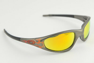 4d7cfb6aa9 ... discount oakley straight jacket gunmetal fire flames fire iridium  sunglasses 24b0c 48c7e ...