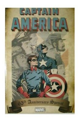 Captain America 65th Anniversary Special #1 Marvel Comic 2006 One Shot