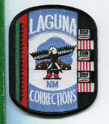 Laguna New Mexico Tribal Corrections Patch (Police) /// FREE US SHIPPING!