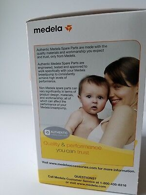 Medela Breast Pump Accessory Set Spare Parts Value Pack New Factory Sealed
