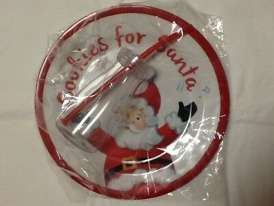Pottery Barn Kids Cookies For Santa Kit 3 Pcs Red/white New Nla @ Pbk
