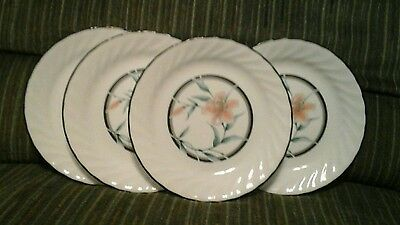 CORNING CORELLE WARE Tiger Lily 47 piece set (9 place setting ...