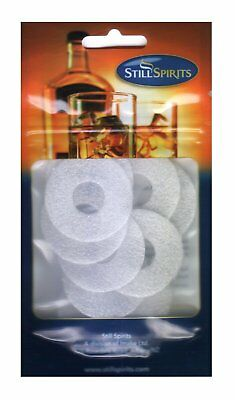 Still Spirits EZ Filter Foam Washers 40mm - 10 Pack EZ Home Brew