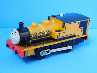 -- new in box Duncan - Thomas  the Tank engine TRACKMASTER Train
