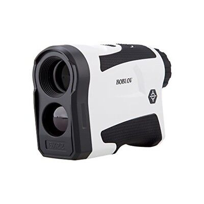 BOBLOV 650Yards Golf Rangefinder with Pinsensor Support Vibration and USB Chargi
