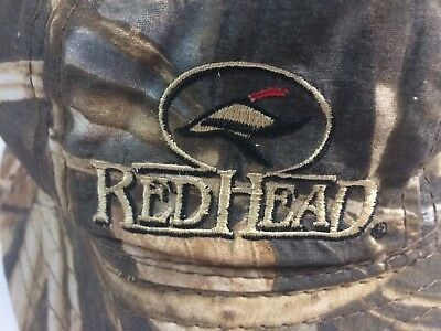 Redhead Camo Boonie Hat Goretex Thinsulate Hunting Turkey Duck Deer Lined  One Sz 7bcb61f9b72