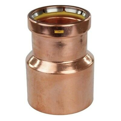Conex Banninger B-PRESS GAS FITTING REDUCER Copper-100x50mm,100x65mm Or 100x80mm