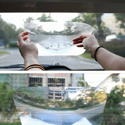83FF FFFF Auto Car Vehicle Rear Window Parking Reversing Wide Angle Fresnel Lens