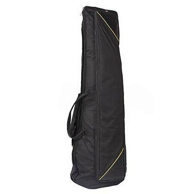 Tenor Trombone Gig Bag Lightweight Black Fashionable and Simple Fabric Case