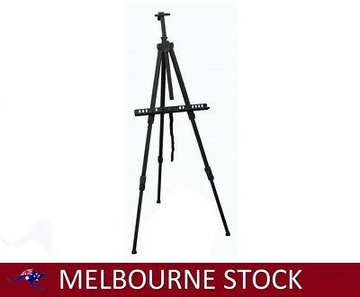 Reno Aluminium Easel Tripod Portable Artist Painting Easel Sketch Drawing Art