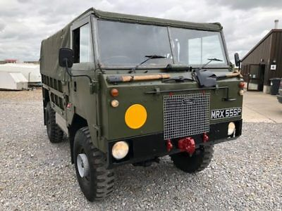 Land Rover® 101 FC GS *Tax and MOT Exempt* (MRX)