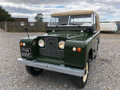 Land Rover® Series 2a *Fully Restored* (PHN)