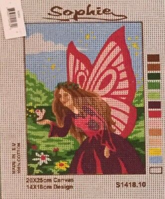 Fairy Tapestry To Stitch