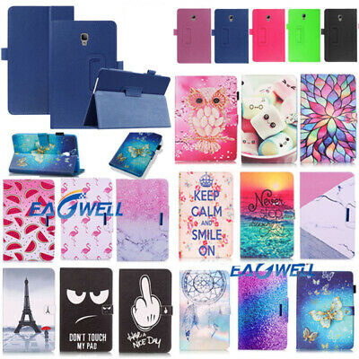 AU For Samsung Galaxy Tab A 8.0 SM-T380 SM-T385 2017 Smart Leather Case Cover