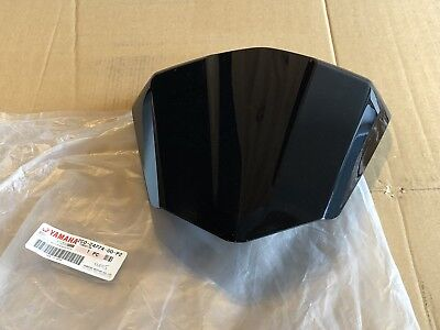 06-07 YZF-R6 New Genuine Yamaha Single Seat Cowl Metallic Black 2C0-2477A-00-P2