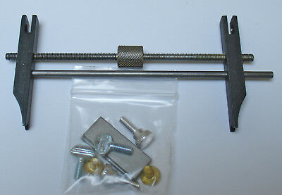 Clockmaker's Clock Movement Plate Spreader and Truing Up Tool (TM-18)