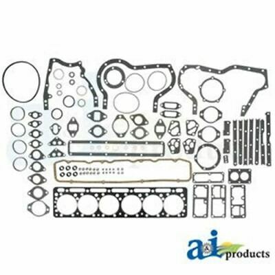74008155 Allis Chalmers Overhaul with Seals Gasket Set Fits Multiple Models