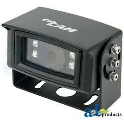 PAL110C Universal Farm CabCAM Camera, 110°, PAL Video Format Fits All Tractors a