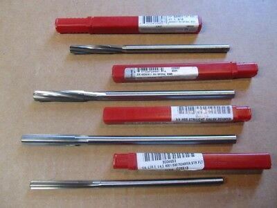(4) New Cleveland Hss Reamers