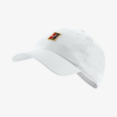 NIKE COURT HERITAGE 86 Adjustable Tennis Hat  4b35940ffb1