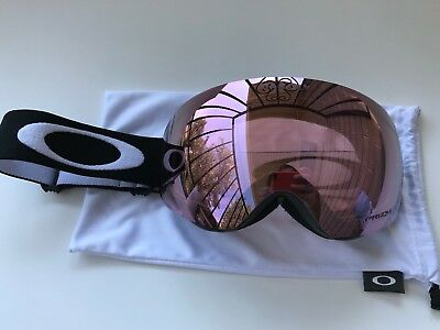 51f2702c85e Oakley Flight Deck XM Snow Goggle - Matte Black w  Prizm Snow Hi Pink  Iridium