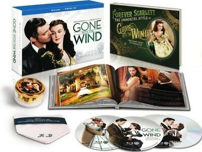 Gone with the Wind 75th Anniversary limited edition Bluray gift set