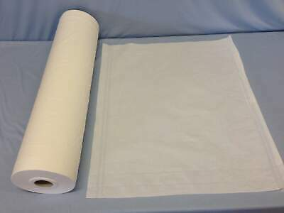 Paper Bed Sheet Roll Perforated 59cm x100M x 6 ROLLs (CARTON)
