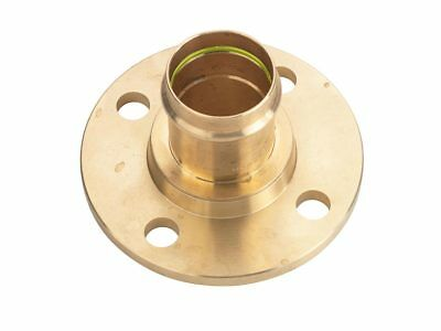 Conex Banninger B-PRESS GAS FLANGE ADAPTOR Table-E, Flame Free - 40mm Or 50mm