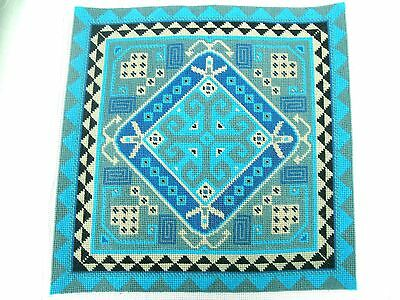 Beautiful unique handcrafted own design Needlepoint by Gilie - Arts and Crafts